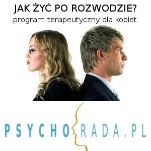 Jak żyć po rozwodzie? - program terapeutyczny dla kobiet.