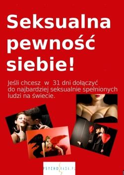 Seksualna pewność siebie - dołącz do najbardziej seksualnie spełnionych ludzi na świecie